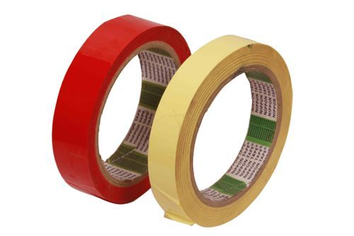 Nippon Red Single Sided Polyester Tape