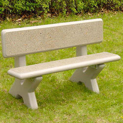Concrete Benches Cement Benches Latest Price Manufacturers
