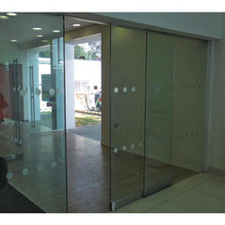 Frameless glass doors suppliers manufacturers in india frameless glass door planetlyrics Gallery