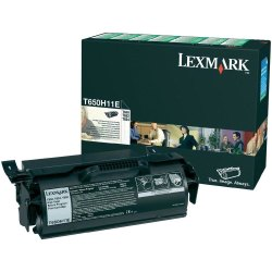 Lexmark T650H11E Toner Cartridge