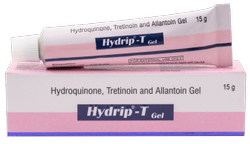Hydroquinone, Tretinoin, Allantoin ( Hydrip - T) Gel