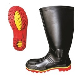 15 Inch Safety Gumboots
