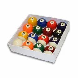 Pool Balls Set