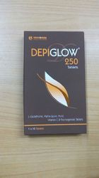 Depiglow 250 (Skin Care) Tablets