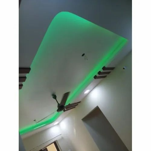 Frp Color Coated Led False Ceiling For Residential And Commercial Thickness 8 Mm Rs 22000 Unit Id 21780378862