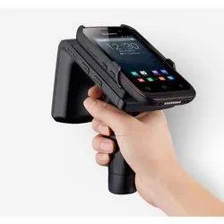 LCD Handheld RFID Reader
