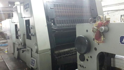 Color Printing Used Offset Printing Machine, Automation Grade: Automatic