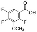 2,4,5-Trifluoro-3 Methoxy Benzoic Acid