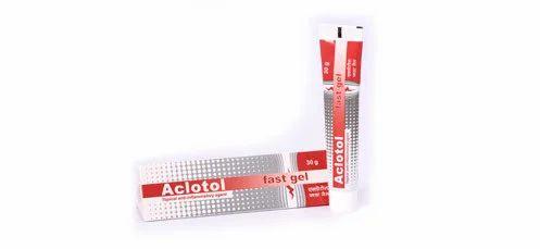 Aclotol Fast Gel À¤¦à¤° À¤¦ À¤¨ À¤µ À¤°à¤• À¤¦à¤µ À¤ˆ In Bhiwadi Bhiwadi Kusum Health Care Id 15511121091