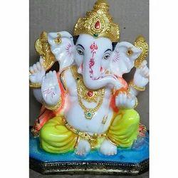 Multicolor Ganesh Idols