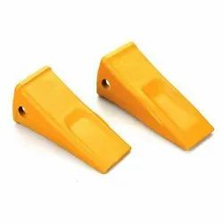 Yellow Excavator Tooth Point