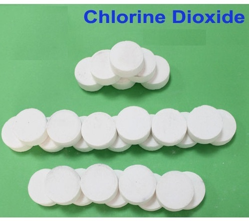 Solid Pharmacy Chlorine Dioxide Tablets, Grade Standard: Bio-Tech ...