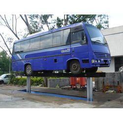 Bus Washing Lift
