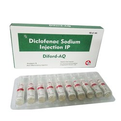 Diclofenac 75MG Aqueous Base