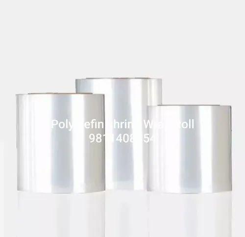 Polyolefin shrink wrap Roll