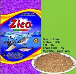 Zico Floating Fish Feed 1.5mm