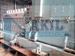 Wartsila 8L20 Diesel Generator Year 2012