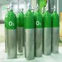 D Type Medical Oxygen Gas Cylinder
