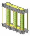 Transformer Core Fixture