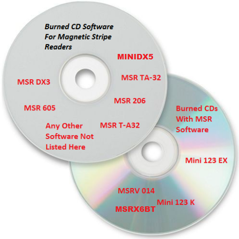 DOWNLOAD DRIVERS: MSR605 SOFTWARE