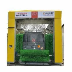 Inventa 4200 mm TerraD Fully Automatic Bus Wash System with Drier