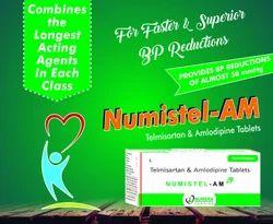 Telmisartan 40 mg Amlodipine 5 mg Tablet