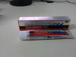 Diclofenac Sodium Oleum Lini Methyl Salicy Gel