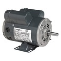 Capacitor run Induction Motors