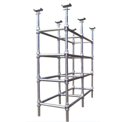 Hot Dipped Galvanized Mild Steel Scaffolding