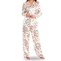 Pyjama Set Ladies Printed Nightwear