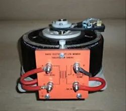 Radiotone Isolated Double Wound Variable Transformers