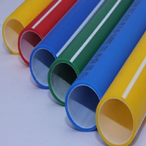 HDPE PLB Duct Pipes and Fittings - HDPE PLB Duct Manufacturer from