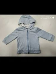 New Born Baby Hooded Jacket With Hanger