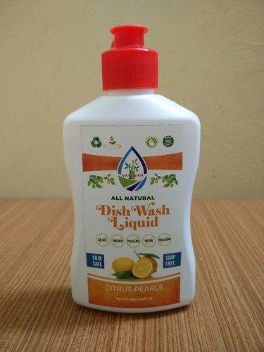 Vayuvah Dish Wash Liquid (Toxin-Free), Packaging Type: Plastic Bottle