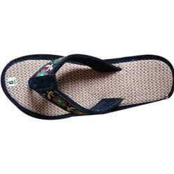 Ladies V Strap Slippers