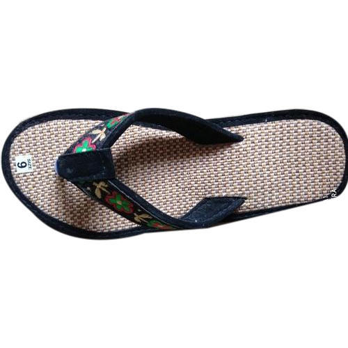 Appo Ladies V Strap Slippers, Size: 4 to 7