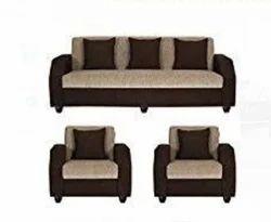 Brown Color Sofa Set