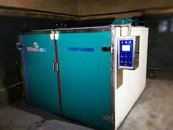 Battery Plate Curing Chamber