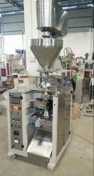 Automatic Semi Pneumatic Servo Auger Filler Machine