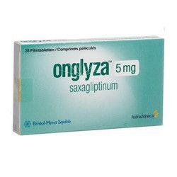 Tab Onglyza 5 Mg