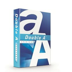 White Double A Everyday A4 Copier Paper 70 GSM, Packaging Size: 500 Sheets per pack
