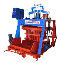 Heavy Hollow Block Making Machine