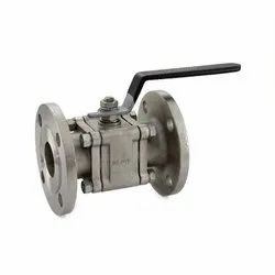1080B Stainless Steel Three Piece Design Ball Valve