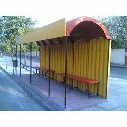 FRP Bus Stop