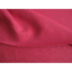 Plain Fleece Knitted Fabric