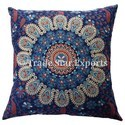 Indian Mandala Cushion Cover