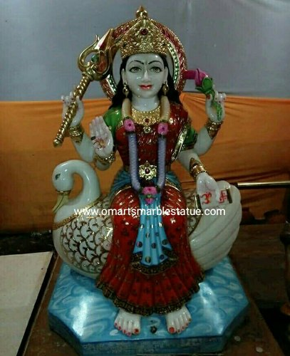 Bhuwal Maa Marble Statue