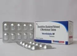 Doxofylline (Sustained Release) & Montelukast Tablets