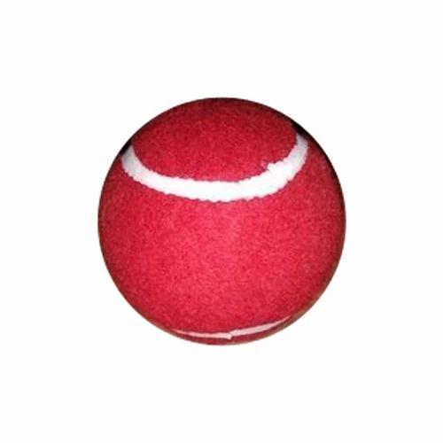 Forward Super Red Green Tennis Cricket Ball Rs 52 Piece