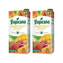 Real Tropicana Mixed Fruit Delight Fruit Juice